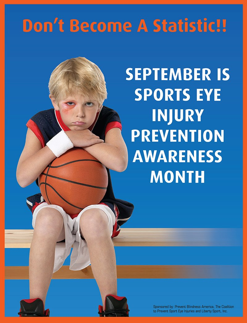 Sports Eye Injury Prevention